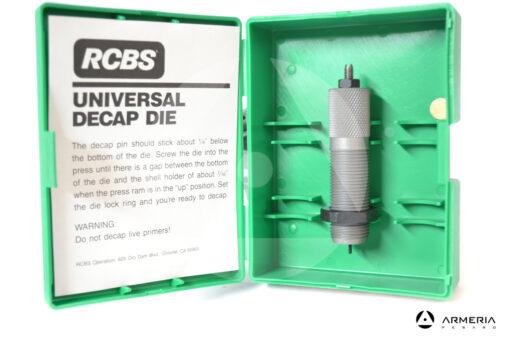 Universal Decap Dies RCBS #87580