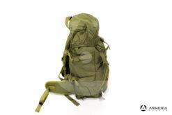 Zaino Crispi Everest 35 verde lato