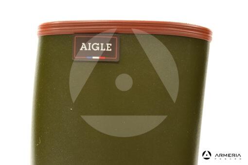Stivale da caccia Aigle Chambord Pro 2 Kaki taglia 43 macro