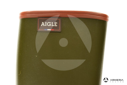 Stivale da caccia Aigle Chambord Pro 2 Kaki taglia 45 macro