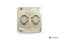 Supporti ad anello Leupold QR Medium Rings .770 #49973