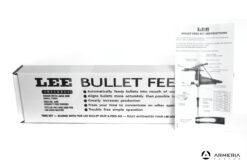 Alimentatore palle Lee Bullet Feeder calibro 9mm da .46 a .60