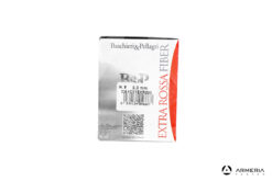 B&P Baschieri e Pellagri Extra Rossa Fiber calibro 28 Piombo 8 - 25 cartucce lato