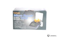Bilancia bilancina elettronica Lyman Micro Touch 1500
