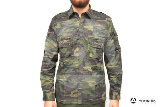Camicia camo Esse Emme taglia L caccia
