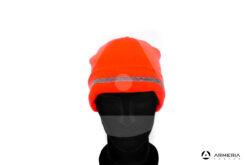 Cappello berretto arancio fluo 3 Cime taglia unica