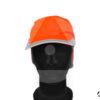 Cappello berretto in pile arancio fluo 3 Cime taglia unica