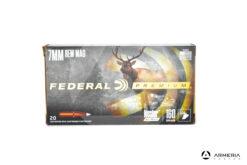 Federal Premium calibro 7mm Rem Mag 160 grani - 20 cartucce