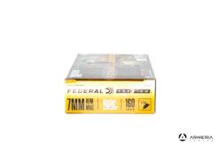 Federal Premium calibro 7mm Rem Mag 160 grani - 20 cartucce lato