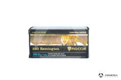 Fiocchi Hunting Rifle calibro 223 Remington EPN 55 grani - 50 cartucce