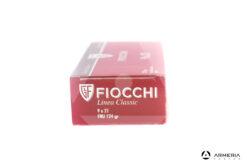 Fiocchi Linea Classic calibro 9x21 FMJ 124 grani - 50 cartucce lato