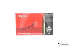 Geco Teilmantel calibro 30-06 170 grani - 20 cartucce