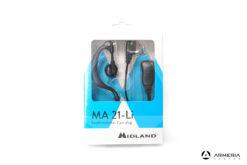 Microfono auricolare Midland MA 21-Li