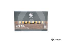 RWS Kegelspitz Hunting calibro 270 Win 150 grani - 20 cartucce